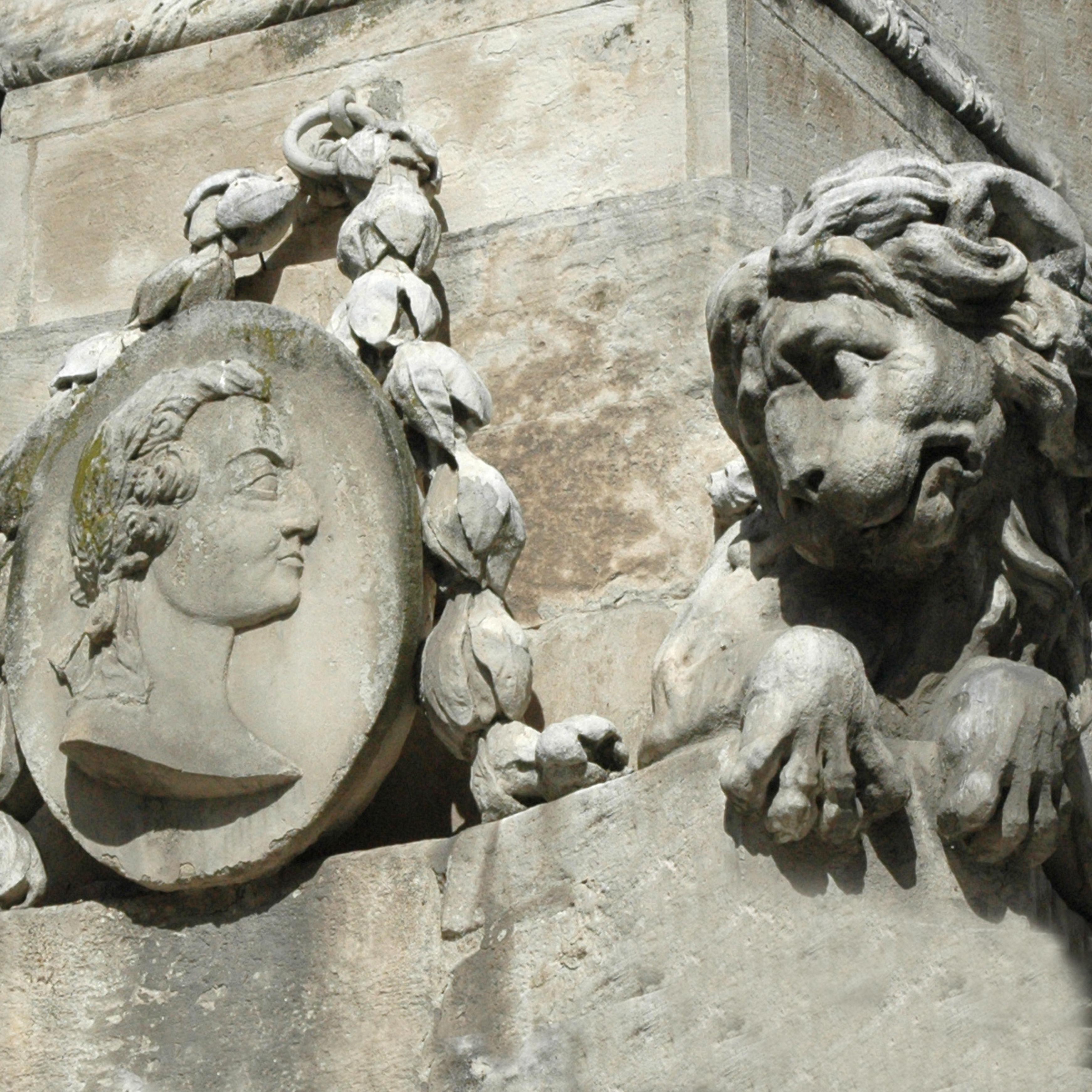 Balade photo autour de l'architecture d'Aix-en-Provence