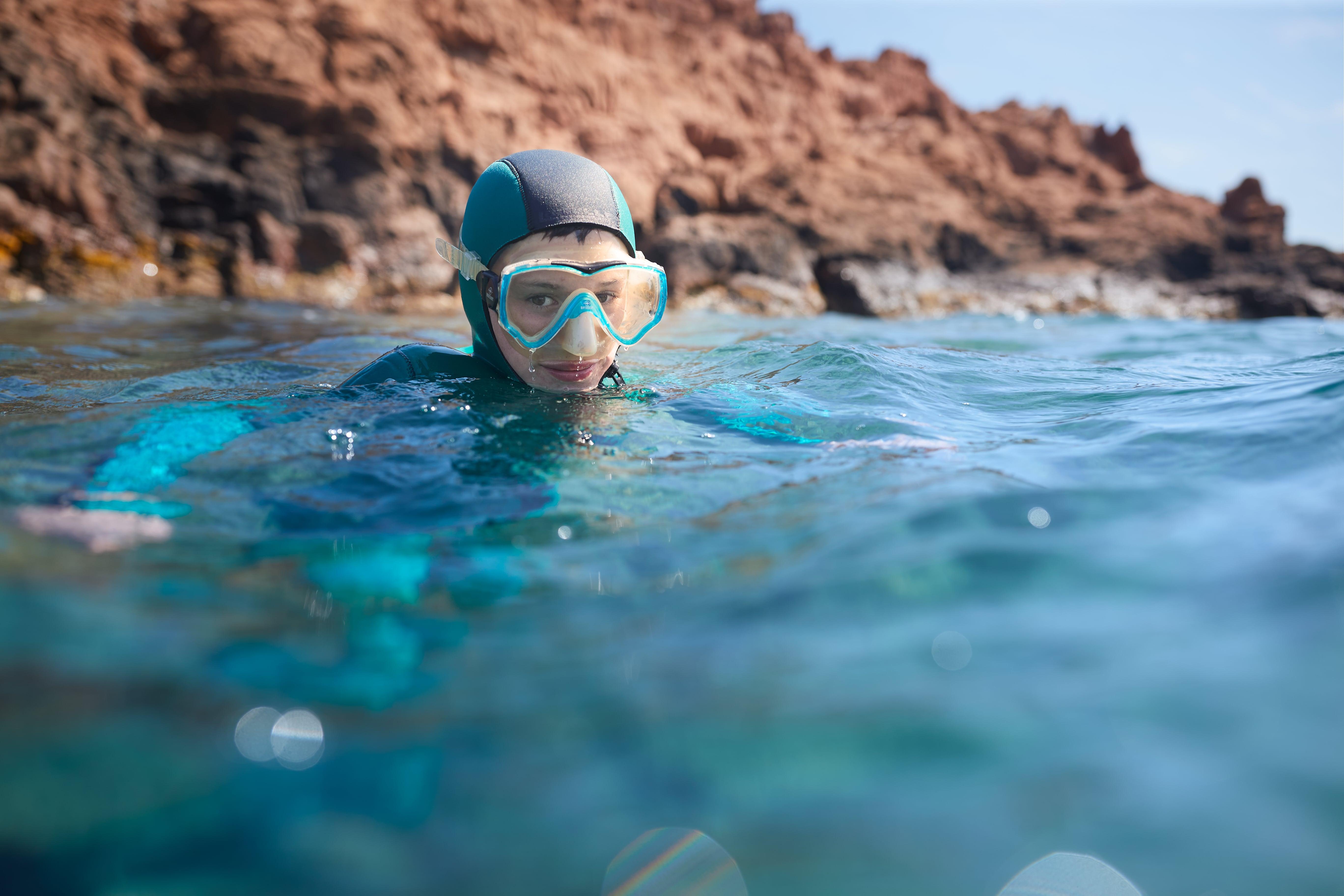 Snorkeling en Mer Méditerranée à Fréjus