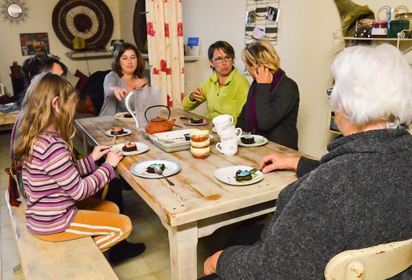 Tricot Thé : les bases du crochet autour d'une tasse de thé !