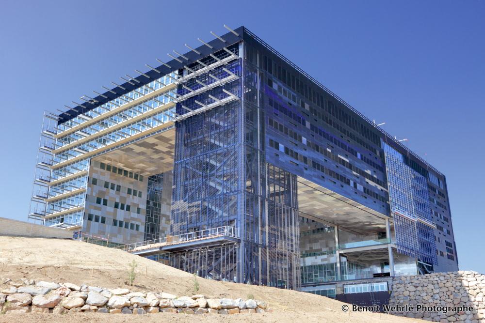 Stage Photo : à la découverte de l'architecture contemporaine de Montpellier