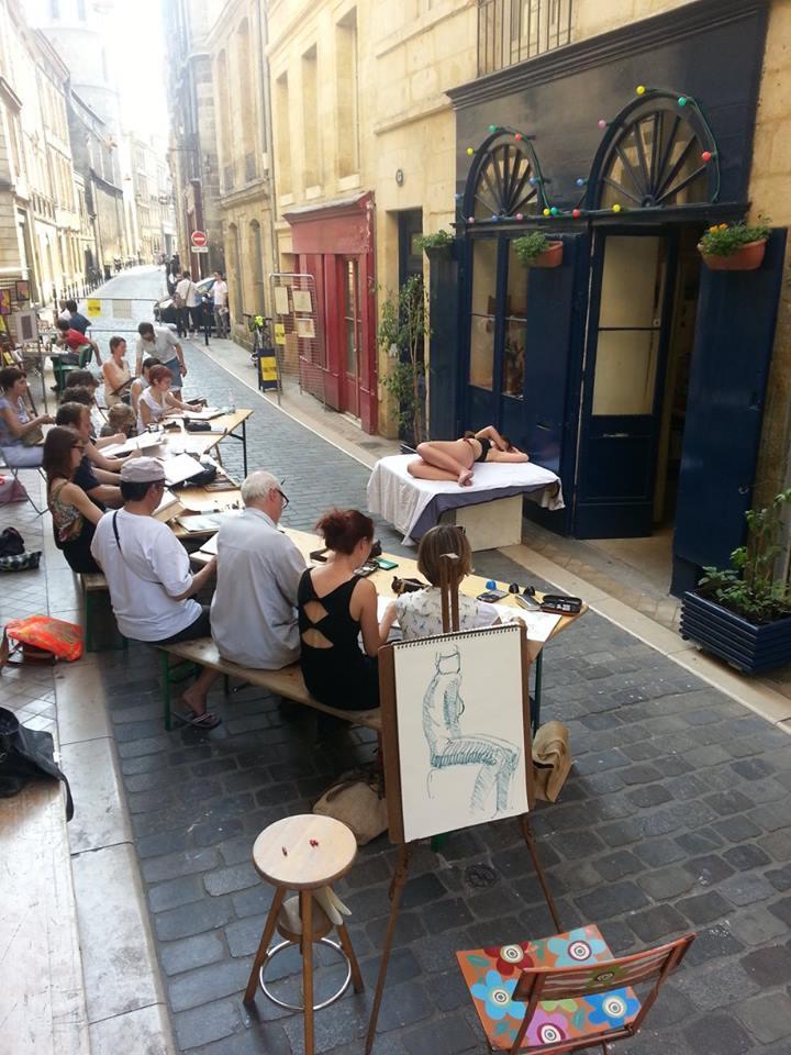 Initiation au Modelage au cœur du Bordeaux Historique