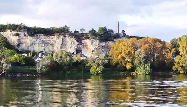 Dégustez les plus belles appellations de la Loire dans un site troglodyte