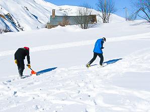 Sensibilisation aux dangers de la montagne hivernale