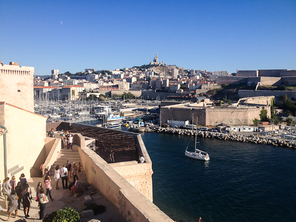 From the MuCEM to the Antic Port through the Panier with an artist : a customized tour