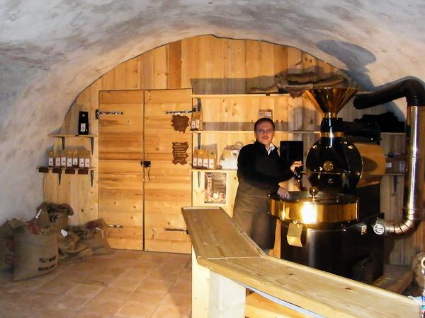 À la rencontre d'un torréfacteur en Savoie