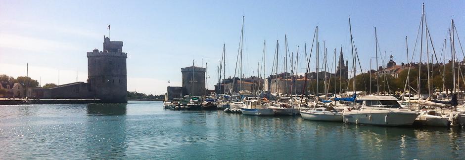 Une journée pour apprendre à naviguer un voilier à La Rochelle