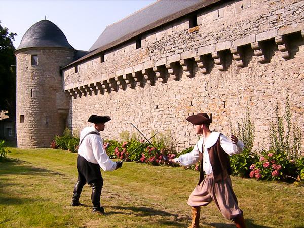 Guérande : Visite guidée insolite d'un château encore habité