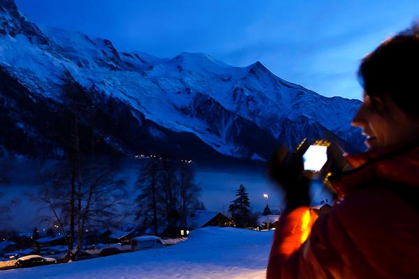 Balade découverte et photographique au coeur de la vallée de Chamonix