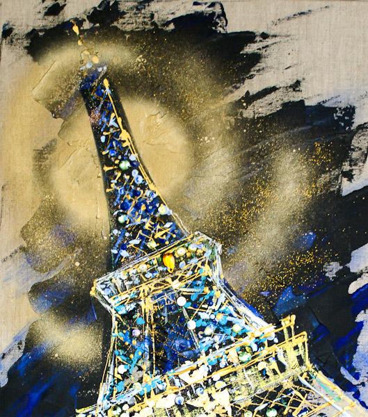 Atelier de peinture avec un Meilleur Ouvrier de France