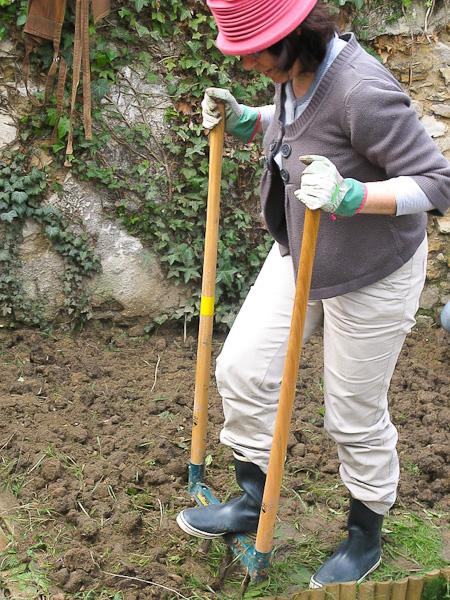 Cours de jardinage pour adultes aux portes de Paris