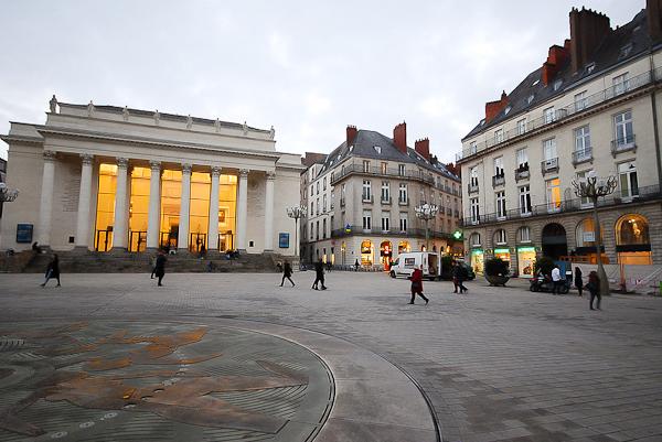 Nantes historique et actuelle : visite guidée
