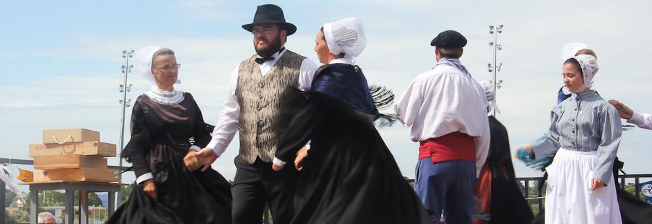 Initiation à la danse traditionnelle bretonne