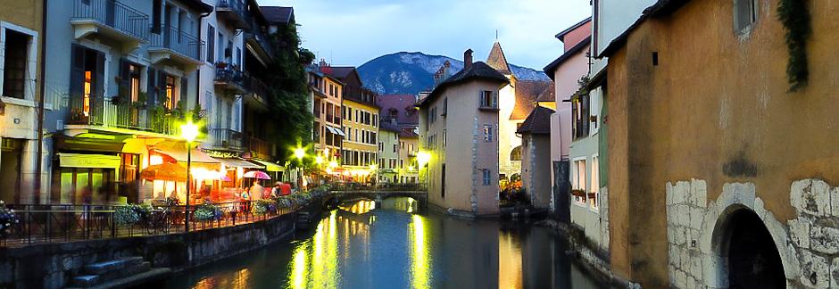 Visite guidée du Vieil Annecy