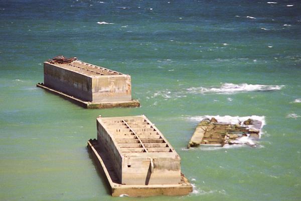 Baptême de plongée sur un site historique du débarquement