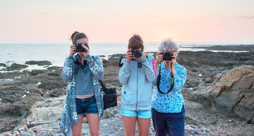 Stage de photographie des paysages vendéens avec un professionnel
