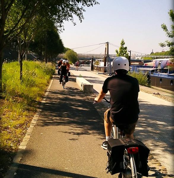 Visite guidée de Lyon à vélo électrique - 2h