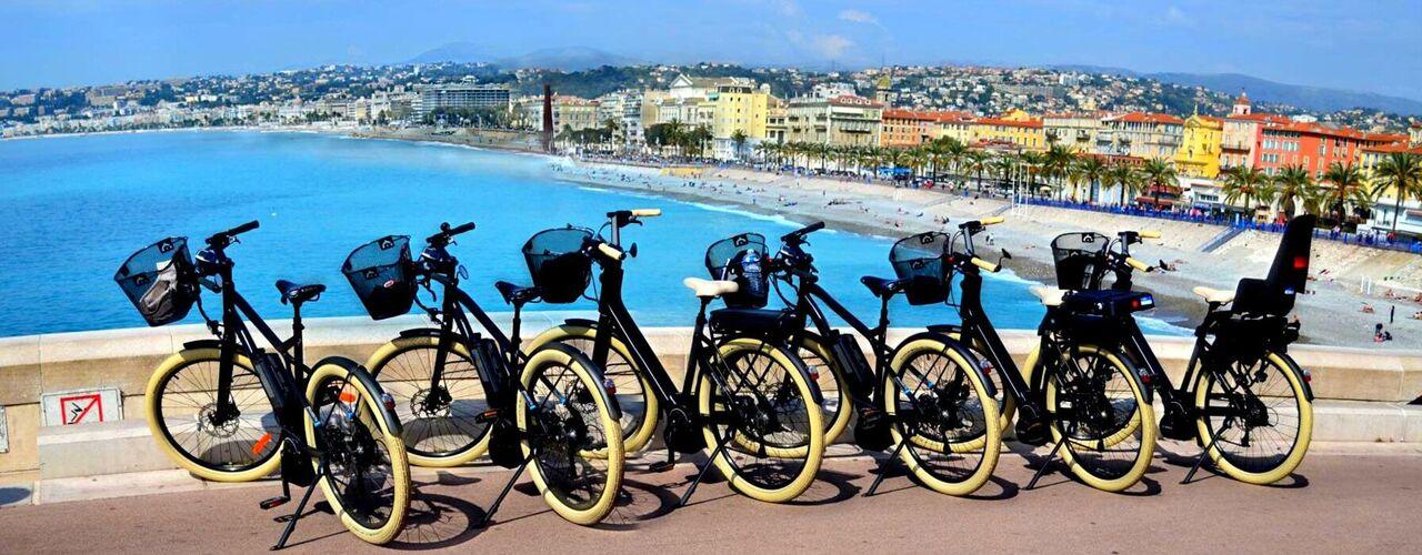A la découverte de Nice : visite guidée en vélo électrique