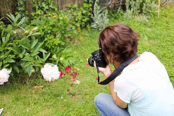 Cours de photo au cœur du jardin japonais
