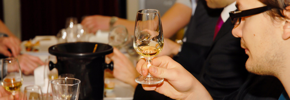 Atelier découverte autour du whisky à Paris