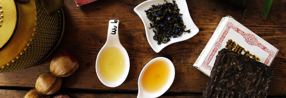 Atelier découverte du monde du thé à deux pas de Lille