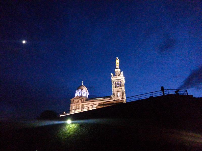 Visite des incontournables de Marseille en berline