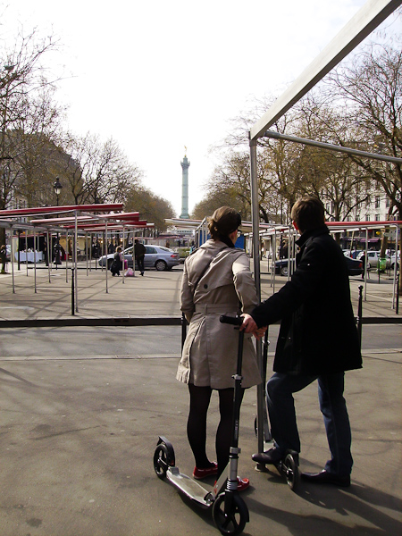 De La Villette à Bastille en trottinette : découverte insolite du Nord-Est parisien