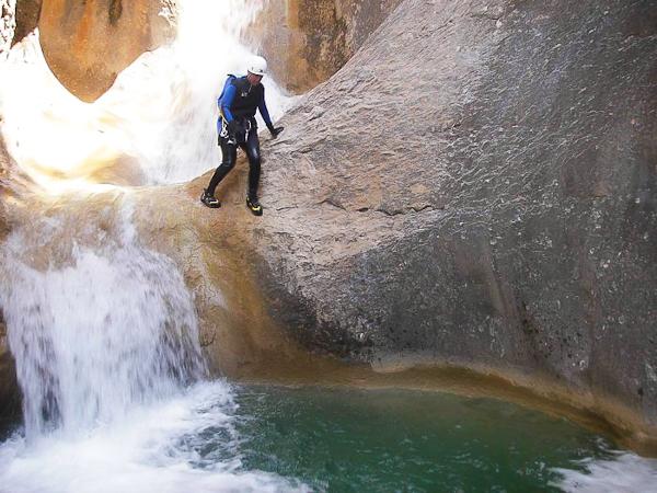 Journée Canyoning pour tous en Vallée d'Aspe