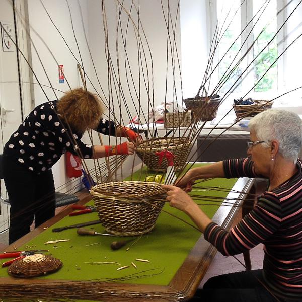 Stage de vannerie dans la Drôme : créez votre propre panier !