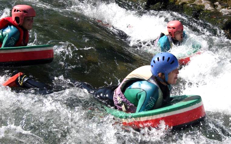 Hydrospeed ou Nage en Eau Vive : Toutes les sensations de la rivière !
