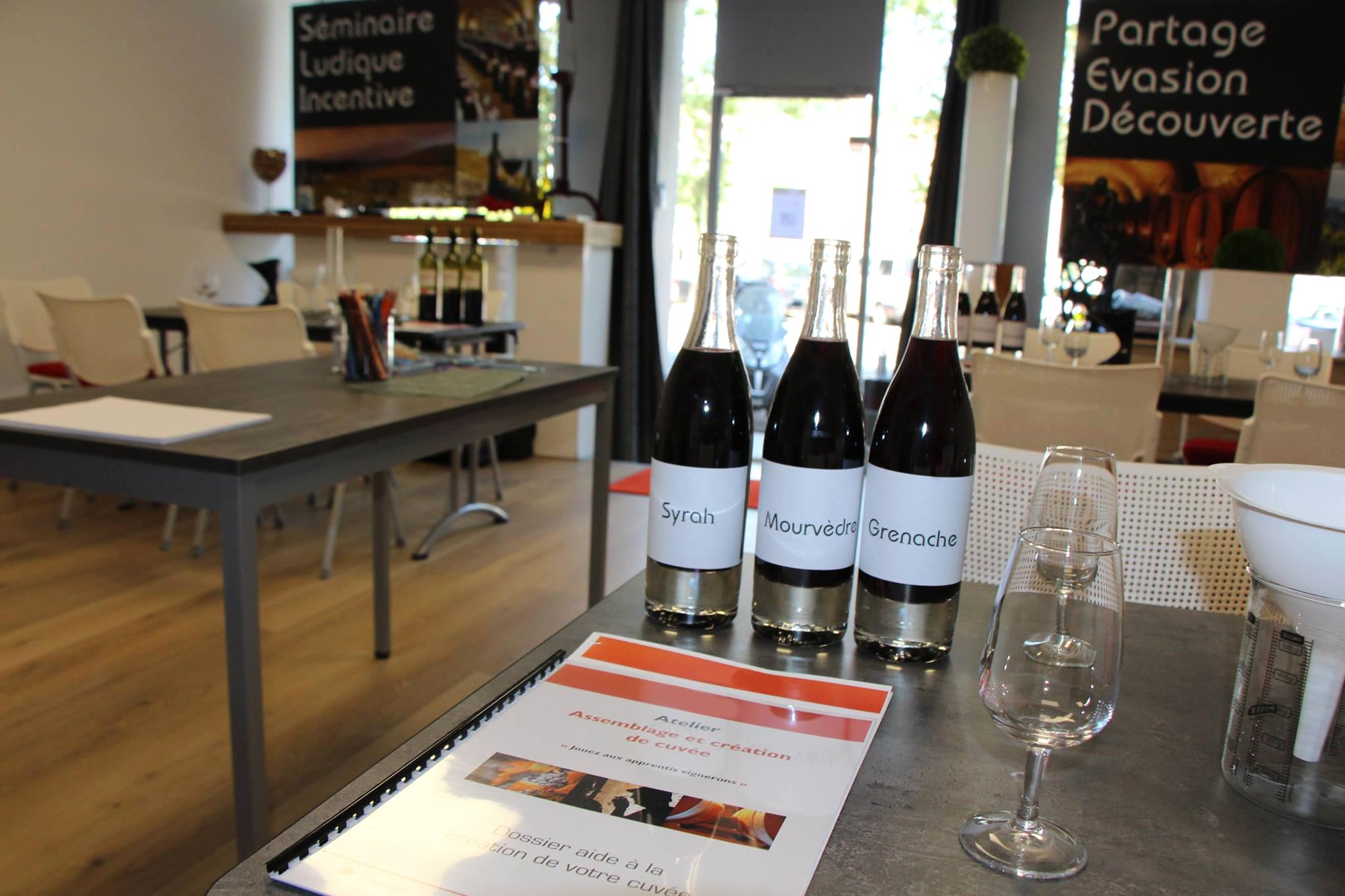 Créez votre propre cuvée de vin à Lyon !