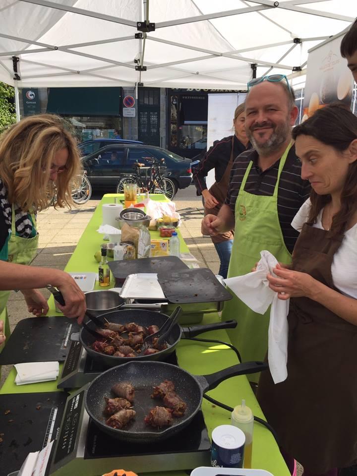 Cours de cuisine à la carte, au cœur de Tours !