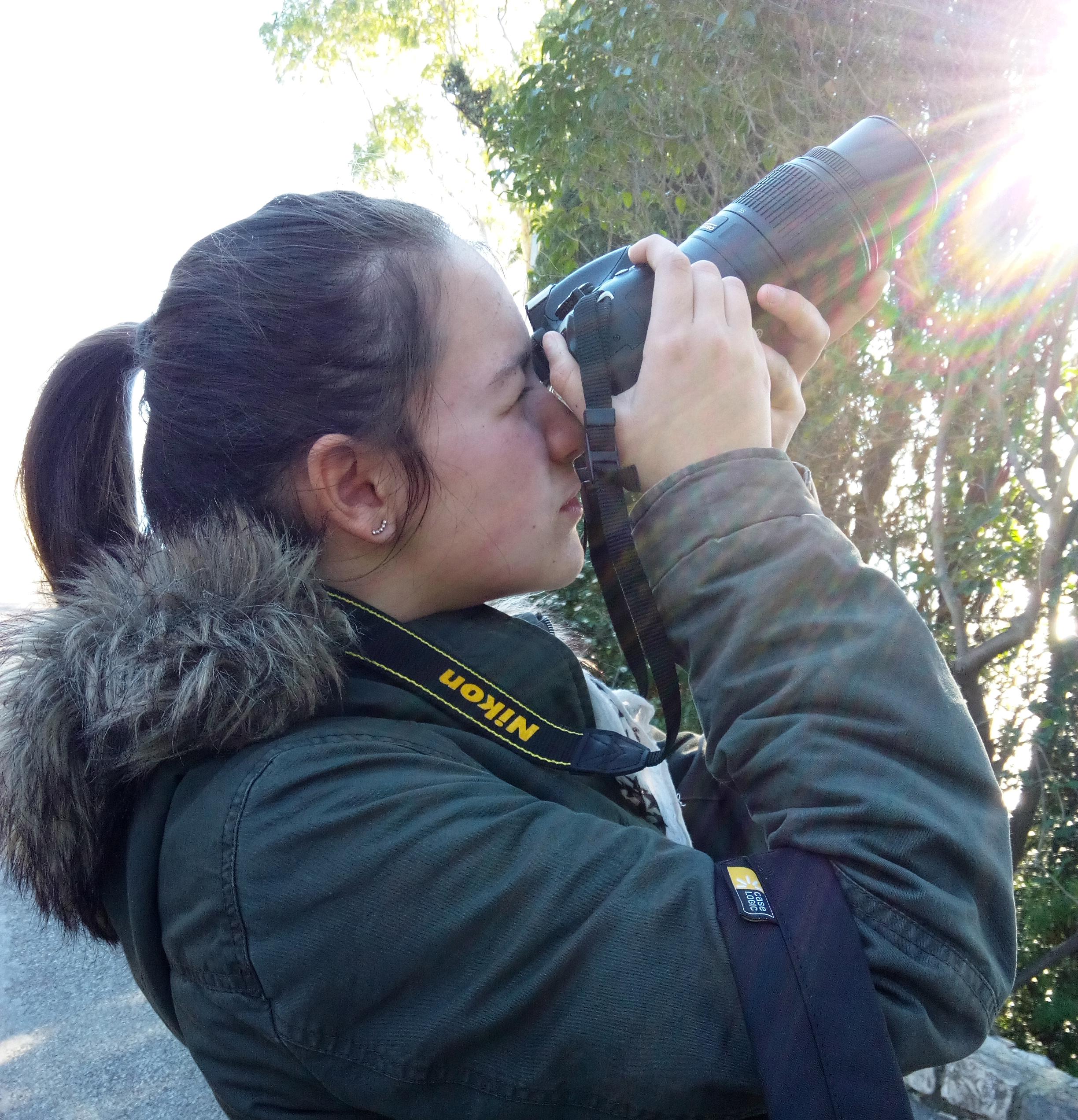 Atelier photo pour les ados à Sanary