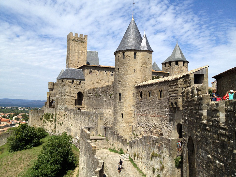 Partez à la découverte de la cité de Carcassonne !
