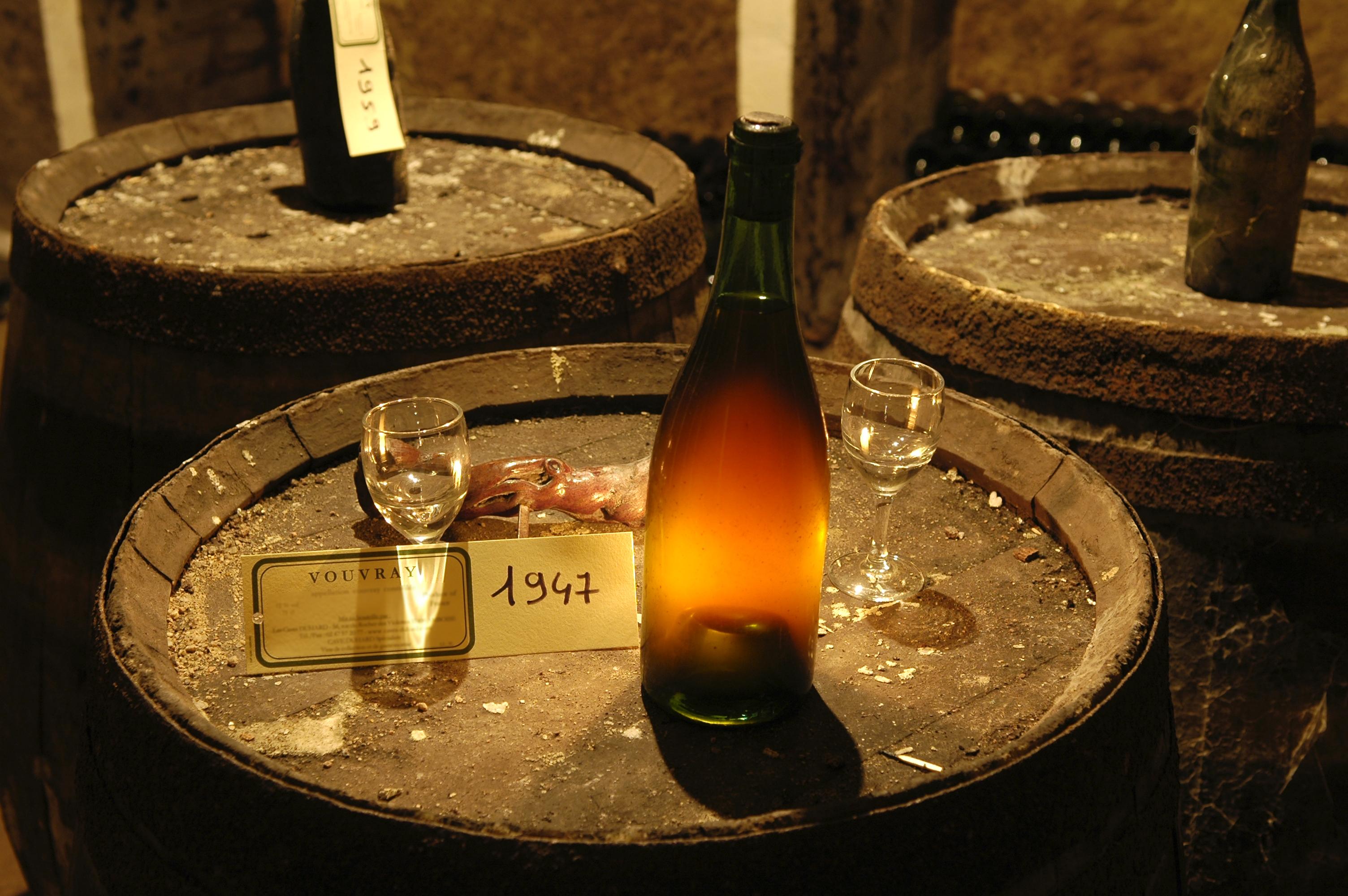Vins de Loire : visite de cave avec dégustation vins et fromages