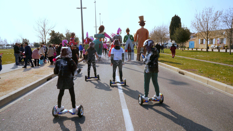 Visite guidée d'Aix-en-Provence en hoverboard !