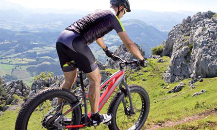 Savoie : balade en Fatbike électrique en toute saison !