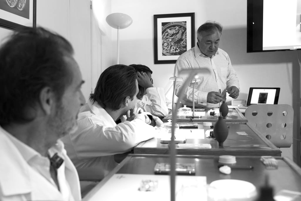 Atelier d'initiation à l'horlogerie à Bordeaux