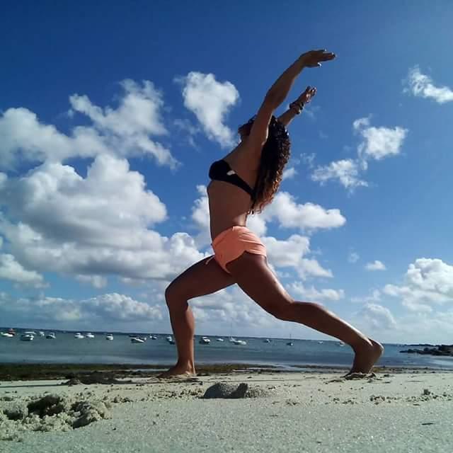 Cours de yoga Vinyasa près de Concarneau