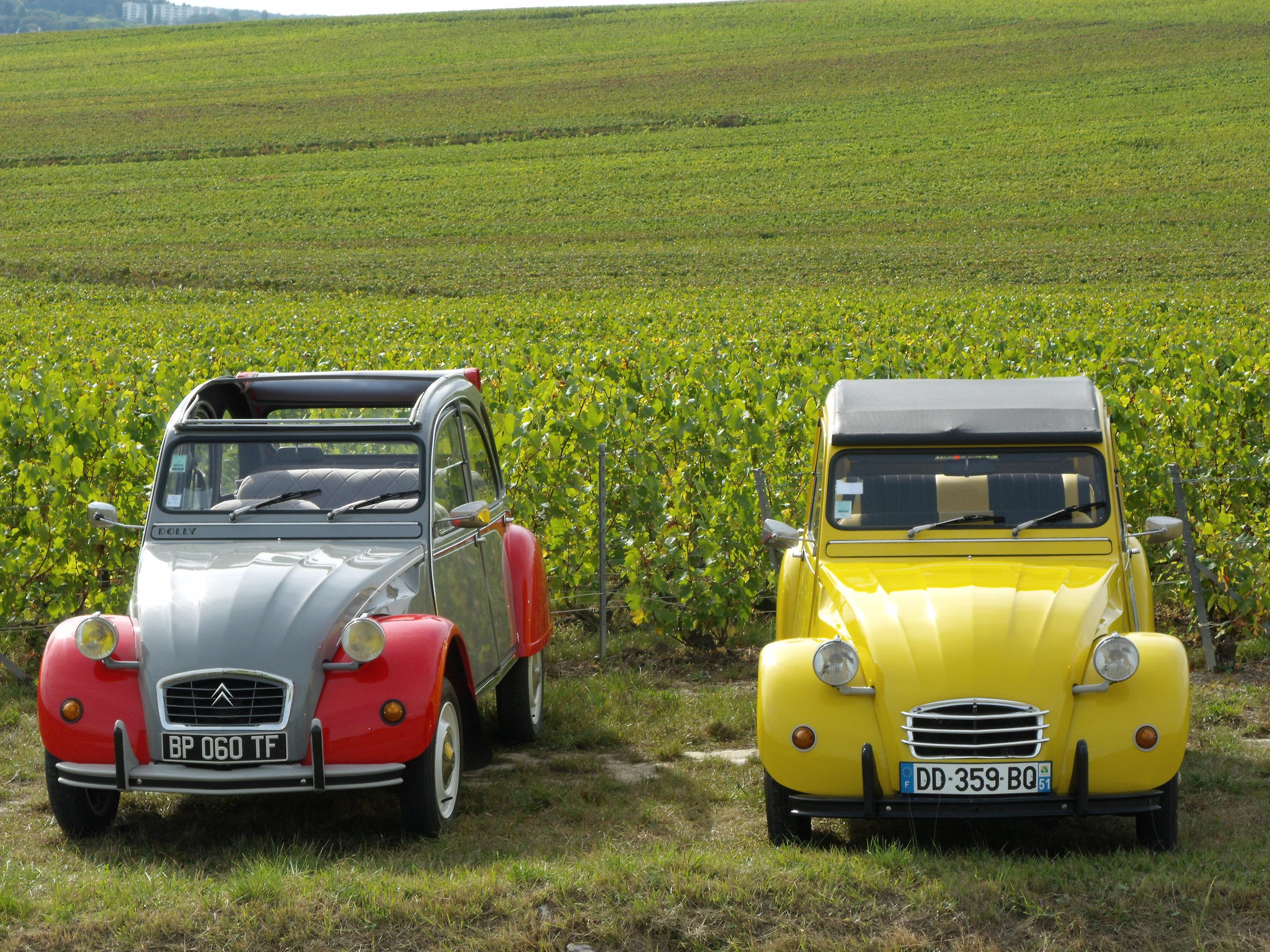 Reims et Vignoble