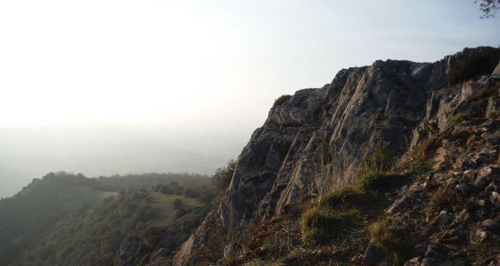 Randonnée sur le versant Tarnais de la montagne noir