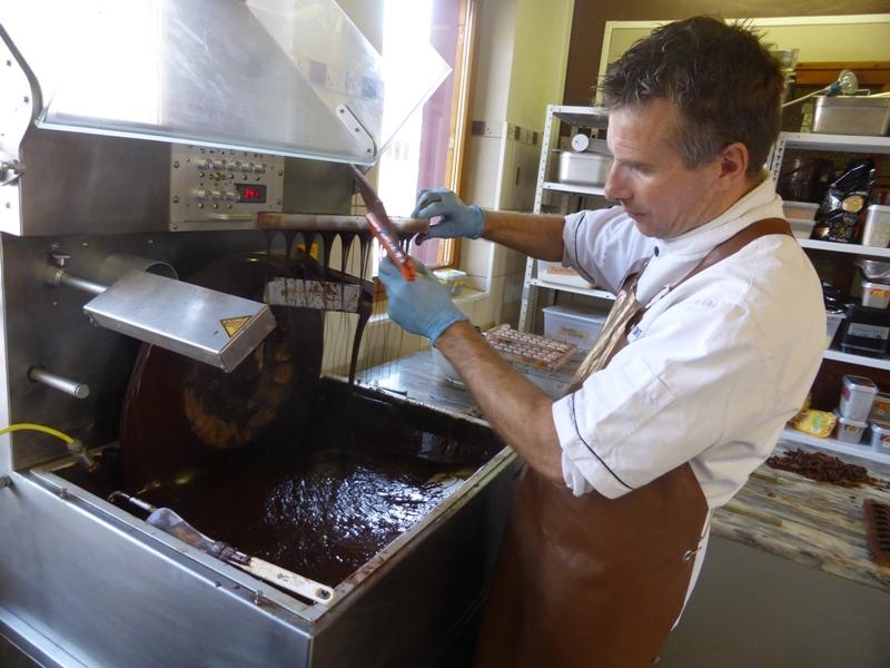 Atelier macarons et repas terroir en Haute-Savoie