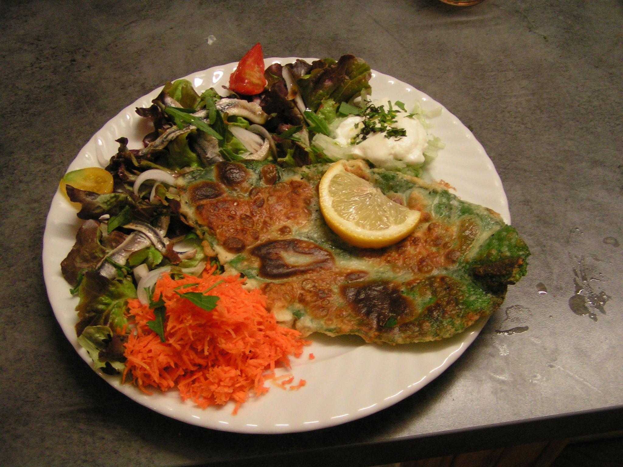 Pyrénées : balade botanique et atelier de cuisine à base de plantes