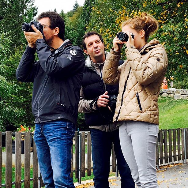 Sortie Photo Accompagnée dans le Haut Jura