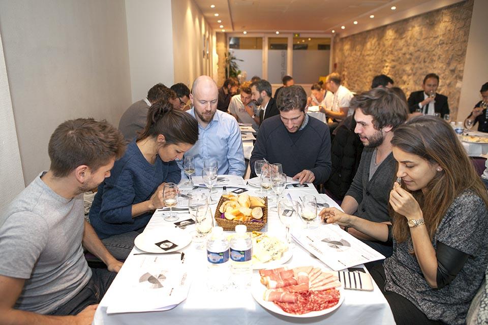 Initiation à l'œnologie et dégustation au cœur de Paris !