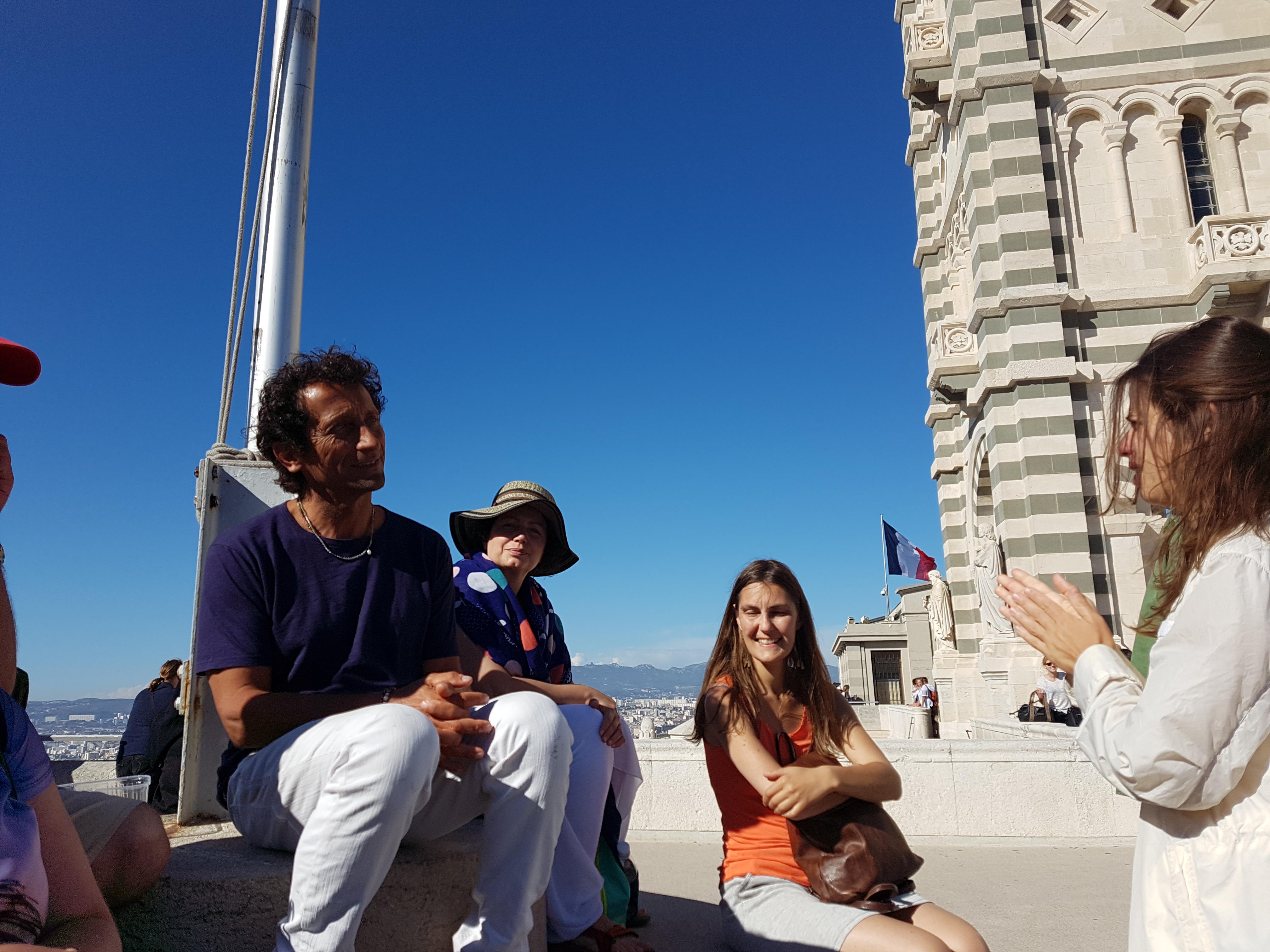 Marche méditative au cœur de Marseille !