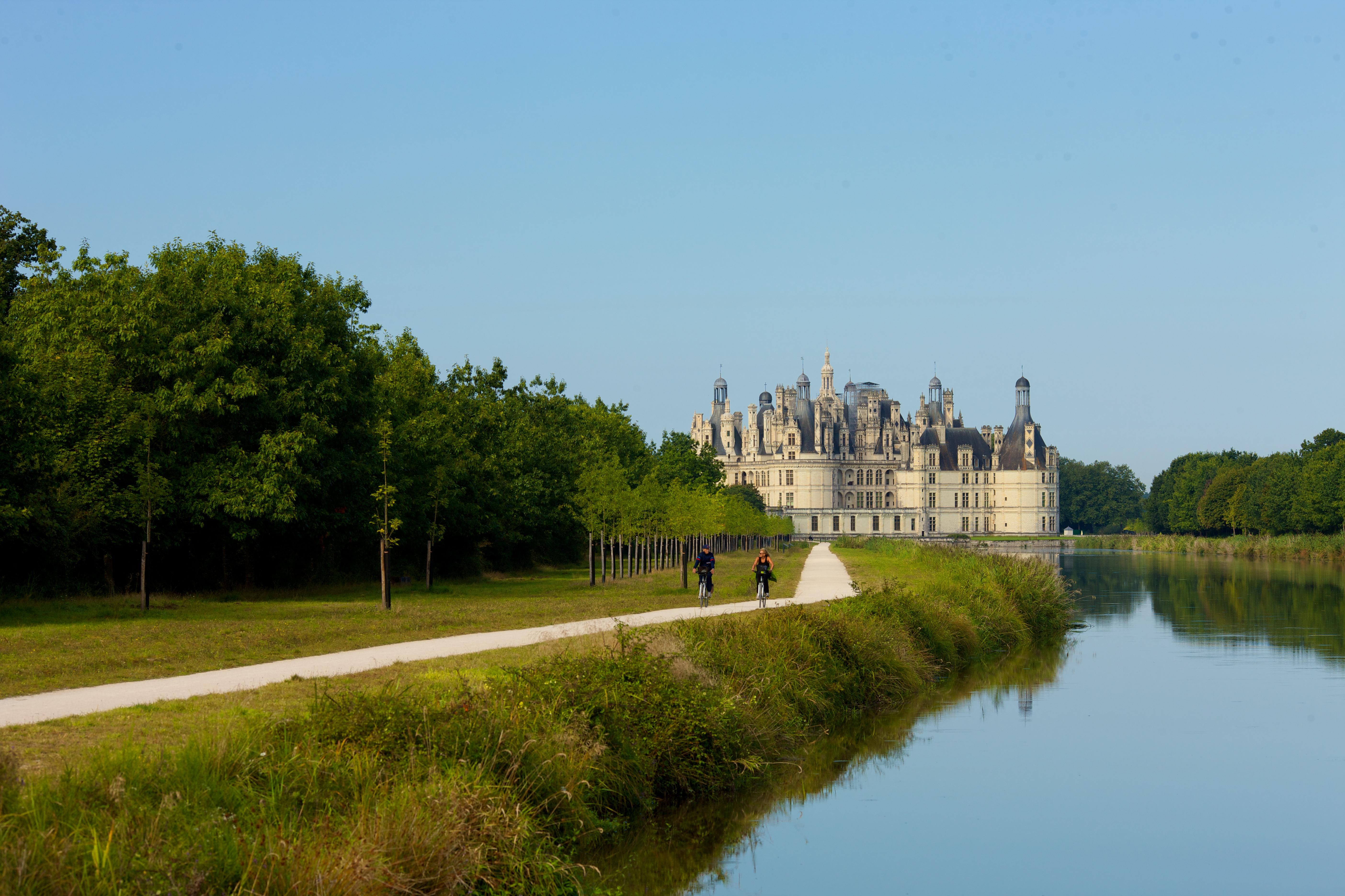 Visite des vignobles et des châteaux du Val de Loire