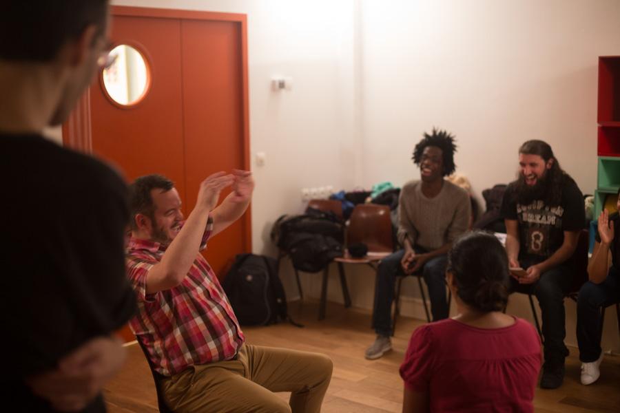 Initiation au théâtre d'improvisation : Célébrons l'erreur !