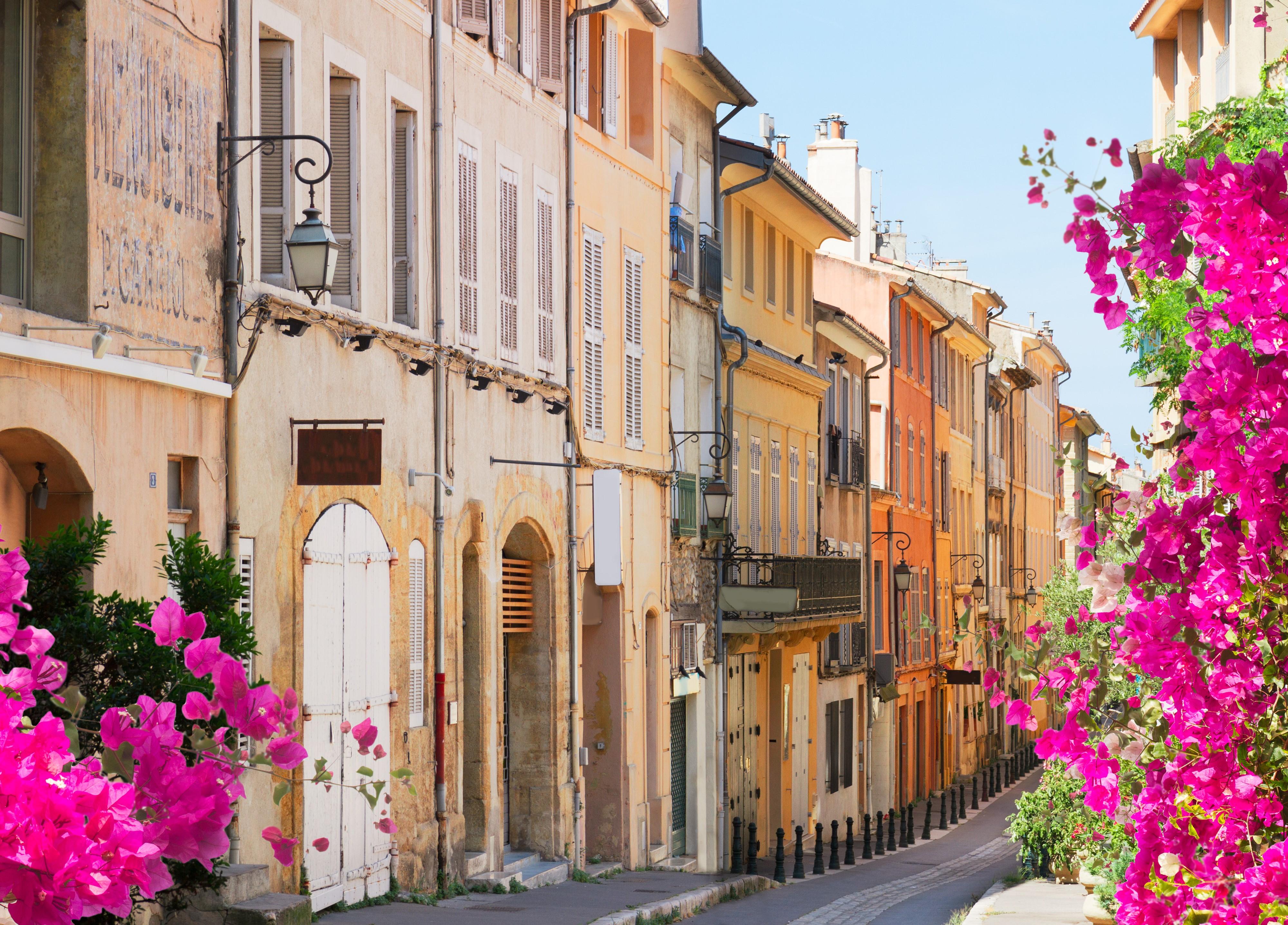 Balade culturelle d'Aix-en-Provence à la Sainte-Victoire