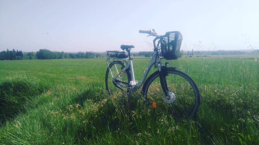 Découverte d'Uzès en vélo électrique