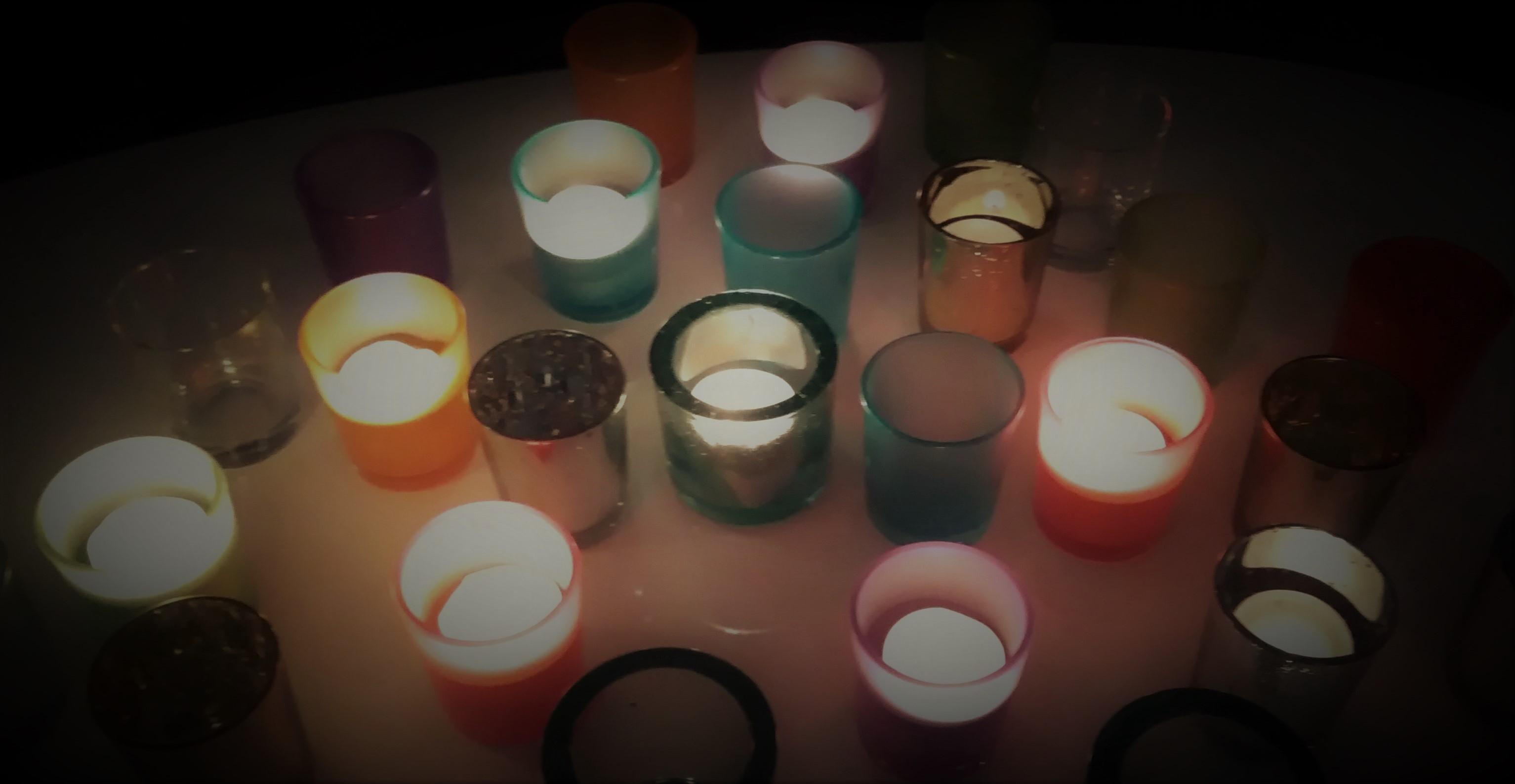 Atelier bougies parfumées et carrés fondants